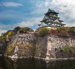 Matsumoto castle, national treasure of Japan
