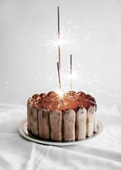 Birthday Tiramisu