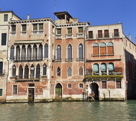 Venezia, palazzi