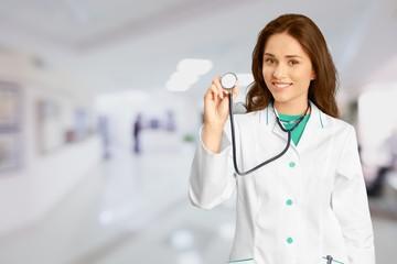 Doctor, Stethoscope, Nurse.