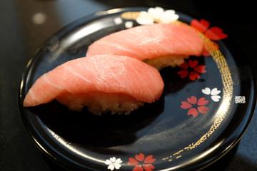 Otoro ( the fattiest meat of tuna) sushi
