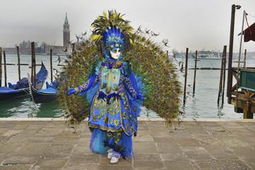 Carnevale a Venezia.