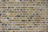 Yellow bricks - wall
