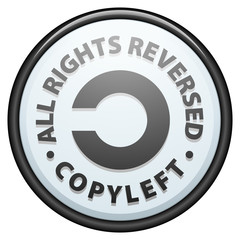 Copyleft All rights reversed