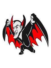 Vampire halloween funny fun