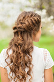 Beautiful  braid hairstyle