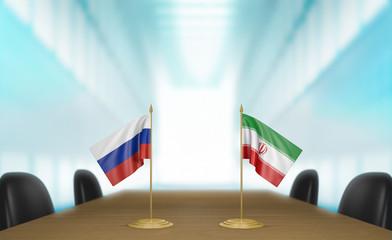 Russia and Iran nuclear program deal talks