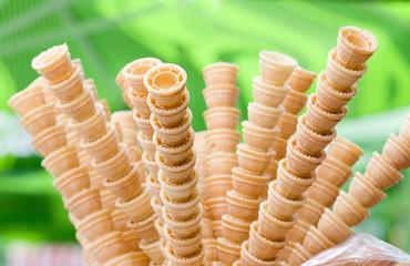 Ice-cream cornets