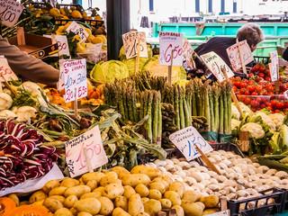 Venise, le marché