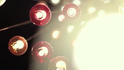 Shining Lights on Modern Lamp