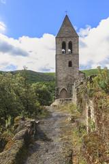 ruines d'olargues