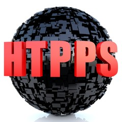 HTTPS Secure connection certificate