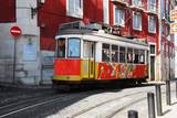 Straßenbahn in Lissabon - 83586435