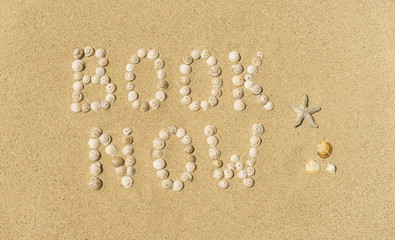Summer, sun, beach - book now!