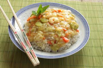 riz aux crevettes 19052015