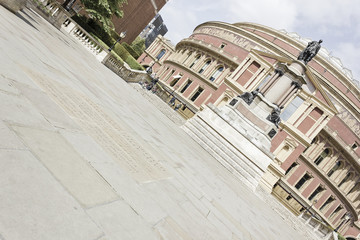 The Royal Albert Hall & Memorial to the Great Exhibition
