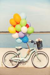 Summer bike.