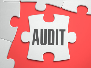 Audit - Puzzle on the Place of Missing Pieces.