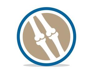 Rheumatology/Damaged joint Logo Vol. 1