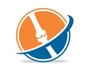 Rheumatology/Damaged joint Logo Vol. 2