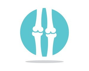 Rheumatology/Damaged joint Logo Vol. 3