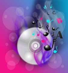CD entertainment