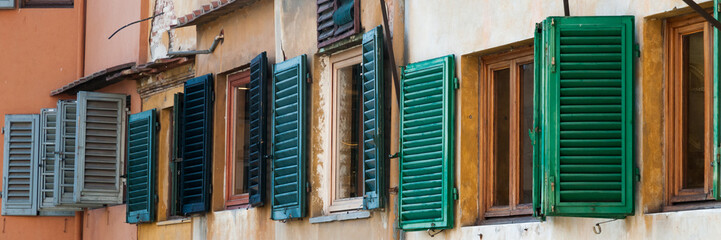 Windows w Ponte Vecchio, Florencja