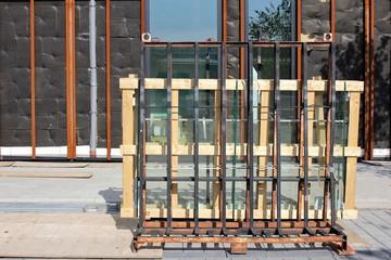 Fensterglas 04