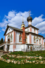 Church in Kolomna Kremlin - Moscow region - Russia
