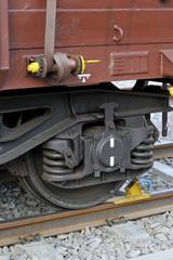wheels freight wagon