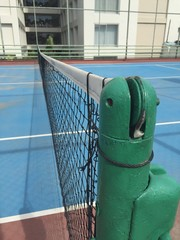 tennis cort