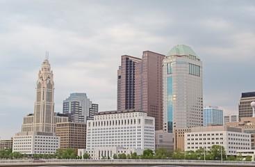 Columbus Ohio During Sprintime