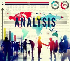 Analysis Planning Strategy Marketing Analytics Concept