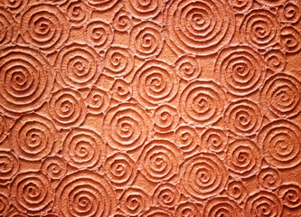 texture shape spiral paper for background