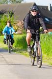 ausflug mit dem fahrrad