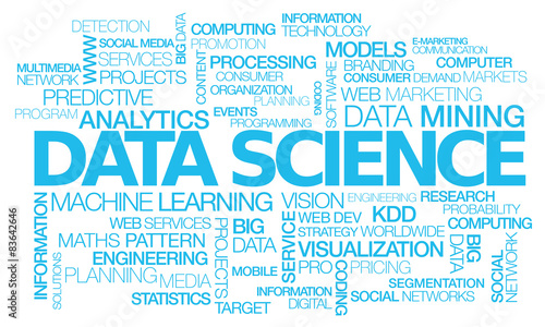 Science Data Data Science Words Text Tag