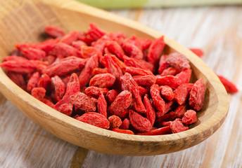 Red goji berries