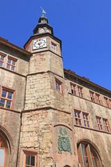 Nordhausen: Altes Rathaus (1610,Thüringen)