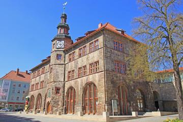 Nordhausen: Altes Rathaus (1610, Thüringen)