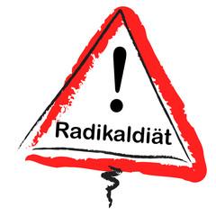 Radikaldiät