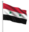 Country flag - Syria