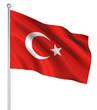 Country flag - Turkey