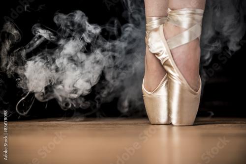 fototapeta na ścianę Smoking Point Ballet