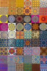 foto marokkanische fliesen. Black Bedroom Furniture Sets. Home Design Ideas