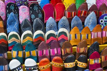 Marrokanische Schuhe