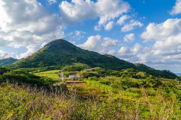 沖縄県 石垣島 玉取崎展望台からの景色