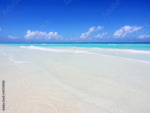 Foto op Plexiglas Indonesië Kuba, Strand