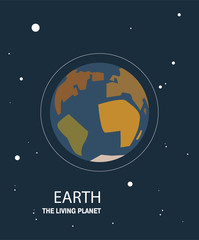 Earth the Living Planet