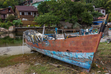 Barco velho