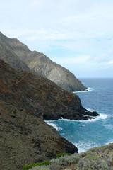 La Gomera kustlijn noord
